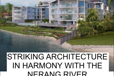 Waterfront Residences on My Town Magazine