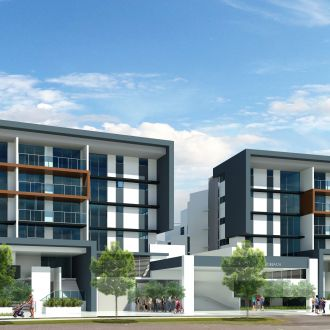 Nerang-Broadbeach Road Carrara